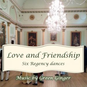 Regency Dance Recordings